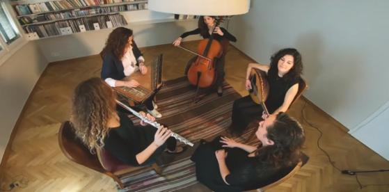chrysoula k and purpura video clip pseftis ilios 2019